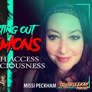 Casting Out DEMONS With Access Consciousness - Missi Peckham