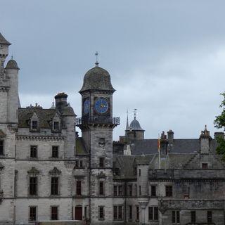 Écosse Uquhart Castle et Dunrobin Castle