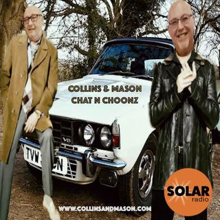 Collins & Mason 29-06-20 Chat N Choonz