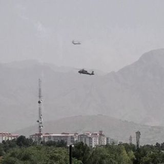 Kabul after the fall