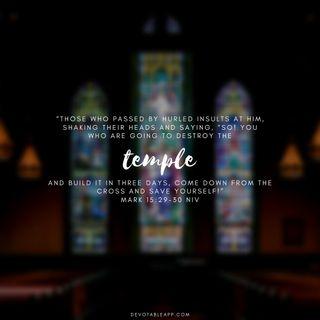 Daily Devotion - Episode 118 - Raise the Temple
