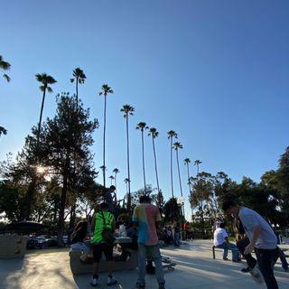 Episode 14 - Friday Was Yesterday @ Redlands skate park