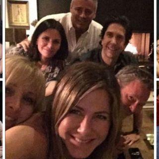 """""""Friends"""": David Schwimmer conferma il periodo di riprese per la reunion"""