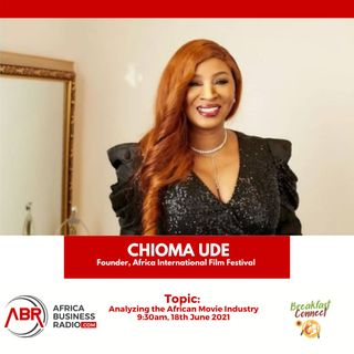 Analyzing the African Movie Industry - Chioma Ude