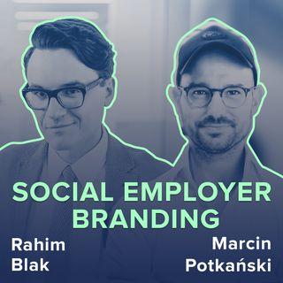 Social Employer Branding - Wywiad dla Espresso Employer Branding - Marcin Potkański