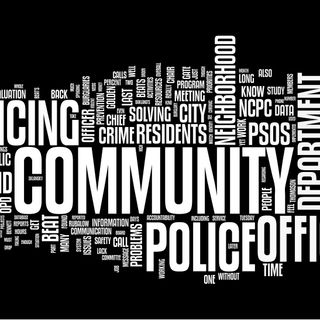 Policing our community