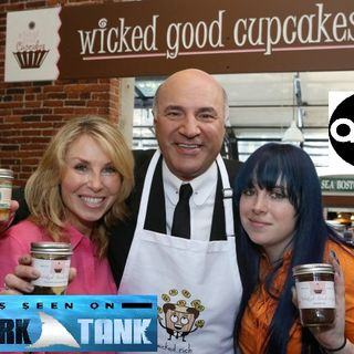 WICKED GOOD CUPCAKES Co-Founder and Shark Tank Winner Tracey Noonan