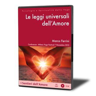 Le Leggi Universali dell'Amore