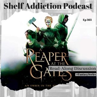 #FantasySeries Discussion of A Reaper at the Gates (AEITA #3) | Book Chat