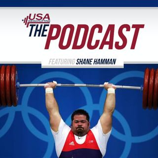 Shane Hamman - A World Record, 2 Olympics, & Standing Back Flips