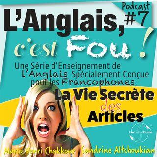 La Vie Secrète des Articles