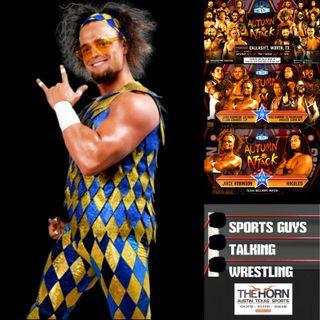 Juice Robinson NJPW Autumn Attack Sep 16 2021