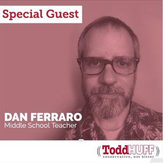 Dan Ferraro   Middle School Teacher