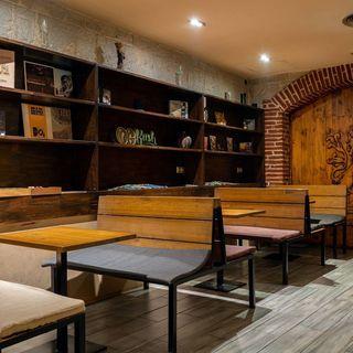 Coffeeshop Barcelona
