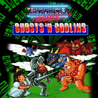 Ghosts`n Goblins (NES)