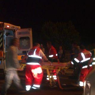 Trentenne travolto da una moto sui colli Berici all'uscita dalla trattoria: è grave