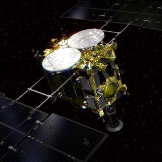 Ryugu, l'asteroide spugna