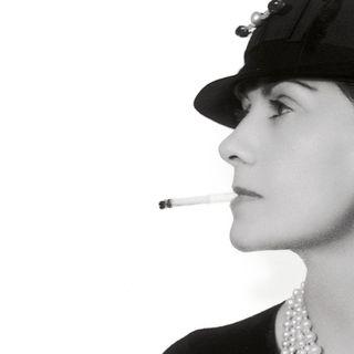 RRi IRaccontidelleDonne oggi parliamo di Coco Chanel e di C come Cuore con gli ospiti Letizia Bonatti e Vittorio Colla