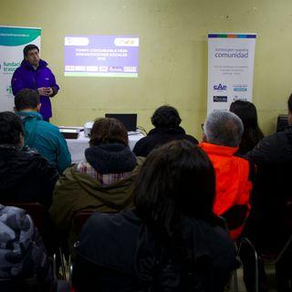 Conexión Pesquera - Noticia: Lanzan fondos concursables para vecinos de Talcahuano