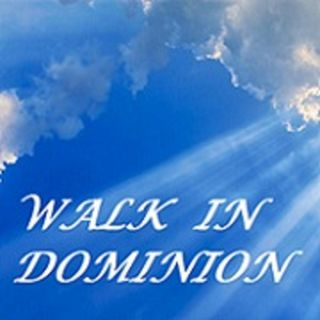 KCAA: Walk in Dominion Gospel Hour (Mon, 8 Apr, 2019)