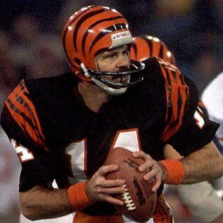 Ken Anderson: Former Cincinnati Bengals All Pro QB!