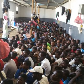 Elisa De Pieri, Amnesty International | Rapporto su Libia