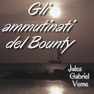Gli ammutinati del Bounty - Jules Verne