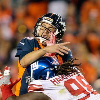 Gut Reaction: Broncos Lose To Giants, Trevor Siemian Regresses
