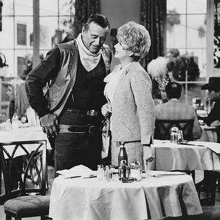Lucy Meets John Wayne - 10:17:19, 8.36 PM