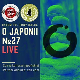 LIVE: Zen w kulturze japońskiej