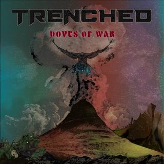 Vibes Live Radio HilltopRadio interviews indie rock band Trenched and author Sharon Mae King