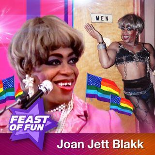 The True Story of Ms. Joan Jett Blakk for President