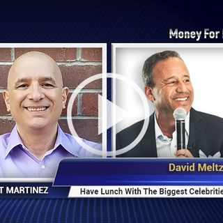 David Meltzer joins Bert Martinez: Empowering 1 Billion People to be Happy
