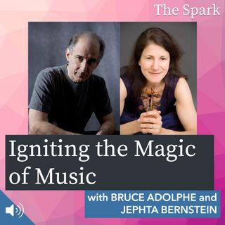 The Spark 010: Igniting the Magic of Music
