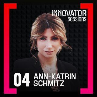 Instagram-Pionierin Ann-Katrin Schmitz erklärt, wie du digitale Trends für deine Karriere nutzen kannst