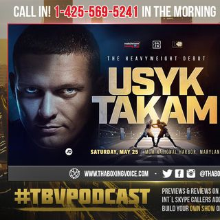 ☎️USYK Makes Heavyweight Debut vs Takam😎Mandatory Next For AJ🤔🥊