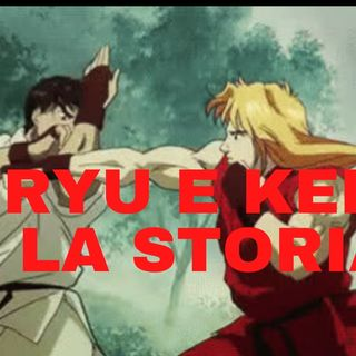 Street Fighter: La storia di Ryu e Ken