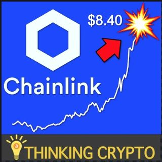 Chainlink (LINK) Goes Parabolic ... $10 Next? & Fidelity BITCOIN Mining