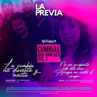 Cumbias que dan sed vol.1 | Mix by @bravomusic.cl