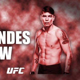 VFS Academy Interview with Contender Series Week 8 UFC Welterweight Ignacio Bahamondes w/ Fightlete