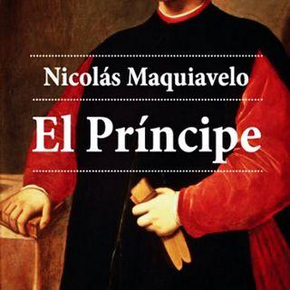 EL PRÍNCIPE Audio de Arturo Siso Sosa DE LOS PRINCIPADOS MIXTOS Capitulo 3  parte 1