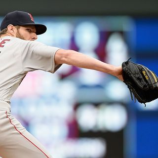 Red Sox' Chris Sale Resembling Hall Of Fame Ace