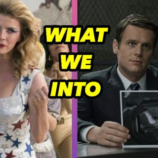 NETFLIX ROULETTE!  GLOW Season 3 VS MINDHUNTER Season 2 REVIEWS + THE FAMILY + VINYL RECORD COLLECTING Part 1