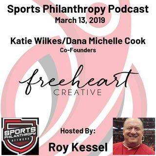 Freeheart Creative--Katie Wilkes, Dana Michelle Cook