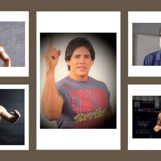 Tito Santana:  From the mat to the classroom