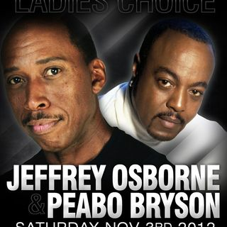 Crooners: Peabo Bryson vs Jeffrey Osborne