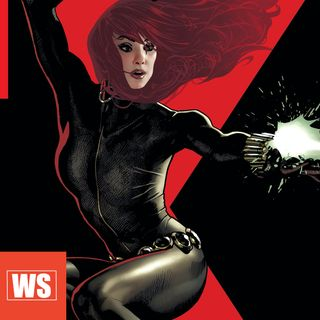 Black Widow #1 : Weird Science Marvel Comics Round Up