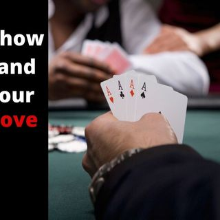 Never Show Your Hand Until Your Final Move