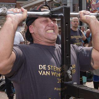Ddvm 09-05-19 Sterkste man Winschoten