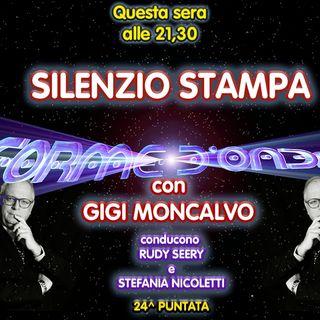 """Forme d'Onda - """"Silenzio Stampa"""" di Gigi Moncalvo - 22/04/2021"""